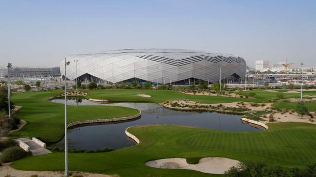 2022卡塔尔世界杯第三座体育场完成 坐落教育城