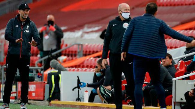 兰帕德不高兴了:利物浦别太傲慢 裁判判罚有问题
