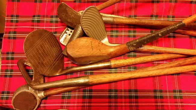 高尔夫收藏与历史系列报道之52 专利球杆(I)