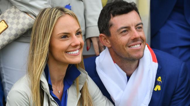 麦克罗伊确认即将当爹 两夫妇几天内或迎小闺女