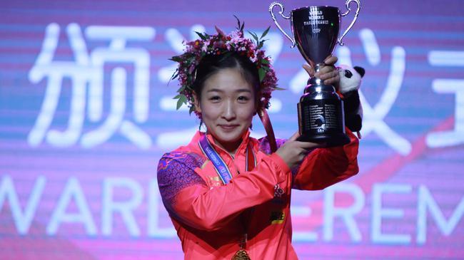 女乒世界杯邀请名单:刘诗雯领衔朱雨玲伊藤在列