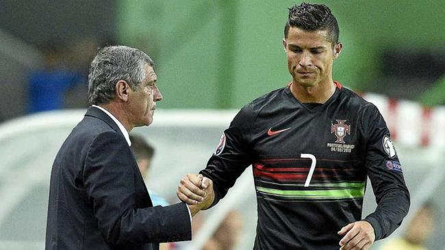 葡萄牙主帅:C罗还想要出场比赛 缺少他是巨大损失