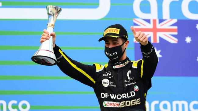 F1| 阿比托布尔:为没能留下里卡多而自责