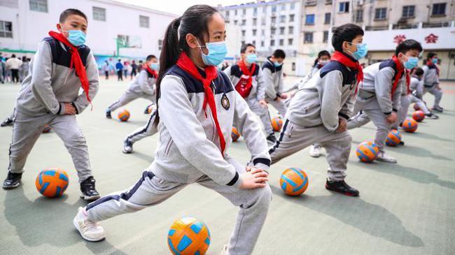 苟仲文:推动青少年文化学习和体育锻炼协调发展