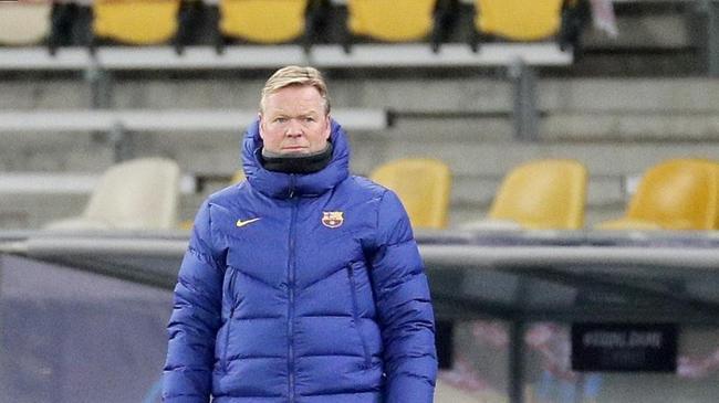西甲-梅西回归哑火 皇马弃将破门 巴萨1-2升班马
