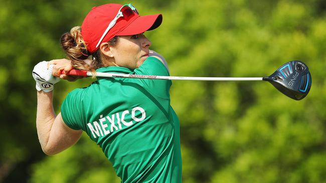 洛佩兹卫冕LPGA冠军赛 或担任奥运会墨西哥旗手