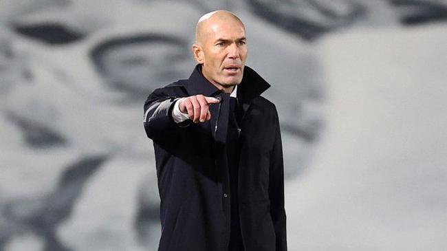 齐达内获高层保护  很多胜率比他高的教练早已下课