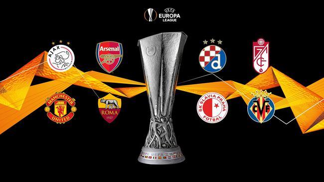 欧联8强抽签-曼联将战西甲队 阿森纳遭遇捷克冠军