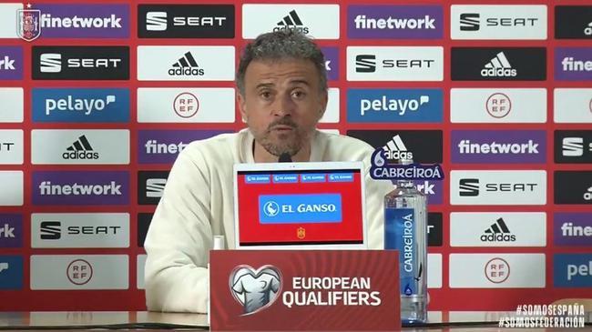 西班牙连续2场没让皇马球员首发  恩里克态度强硬