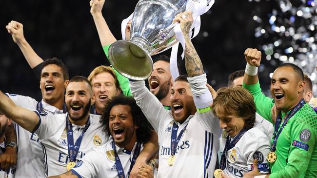 皇马30次打进欧冠半决赛 14次冠军联赛4强创纪录
