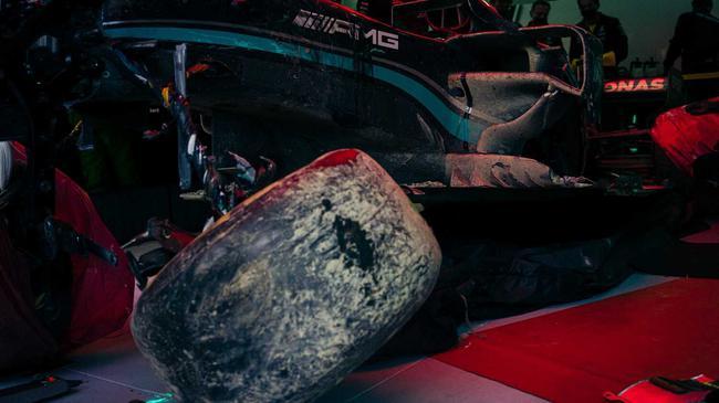 沃尔夫担心博塔斯撞毁的W12会拖慢本赛季研发速度