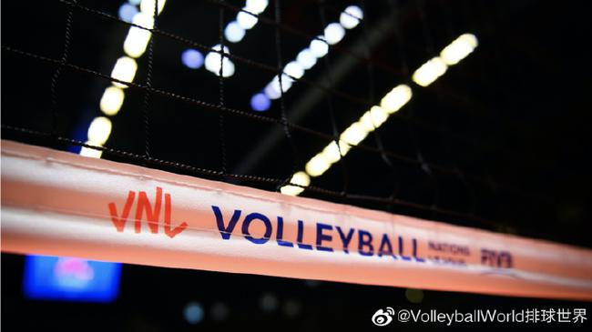 中国男排不参加国家联赛 荷兰男排将顶替参赛