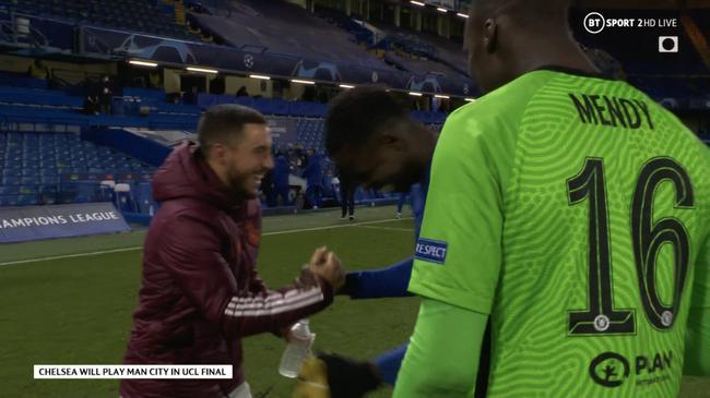 皇马输球后阿扎尔仍大笑  赛后遭齐轰:这是什么人