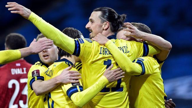 伊布无缘欧洲杯!瑞典队证实:膝盖受伤无奈主动退出