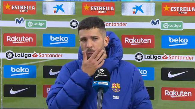 阿尔巴:巴萨球员该担责 但国王杯的价值也需要认可