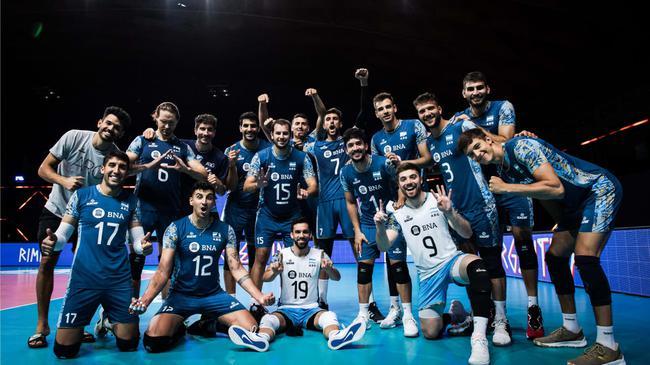 世聯最后一場阿根廷戰勝伊朗