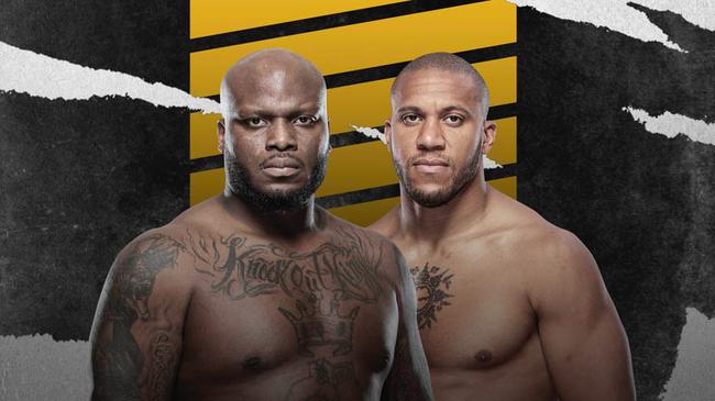 刘易斯VS盖恩重量级临时冠军战敲定UFC265进行
