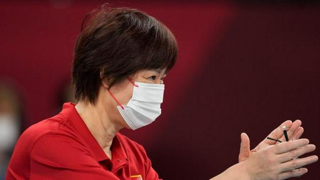 聊聊中国女排:内忧和外患的夹攻之下 最终留下遗憾