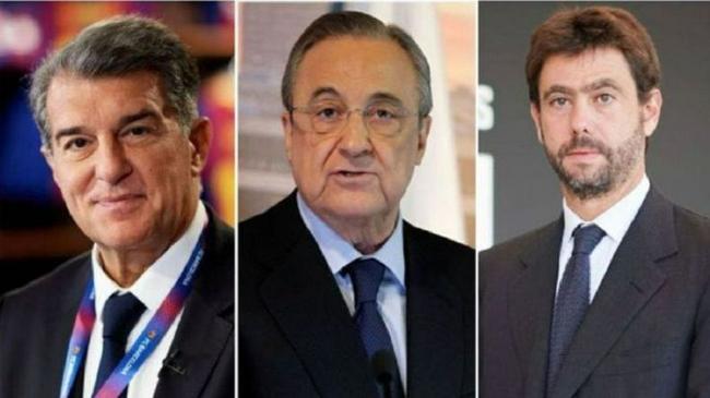 9家退出欧超的俱乐部重新加入欧洲俱乐部协会