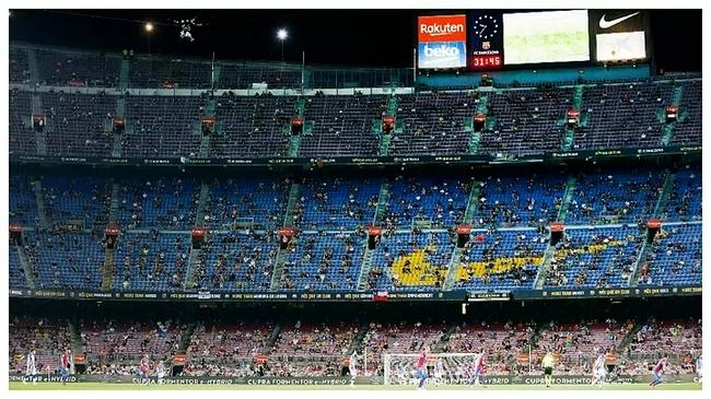 没梅西巴萨吸引力大降  仅3万会员申请对拜仁门票