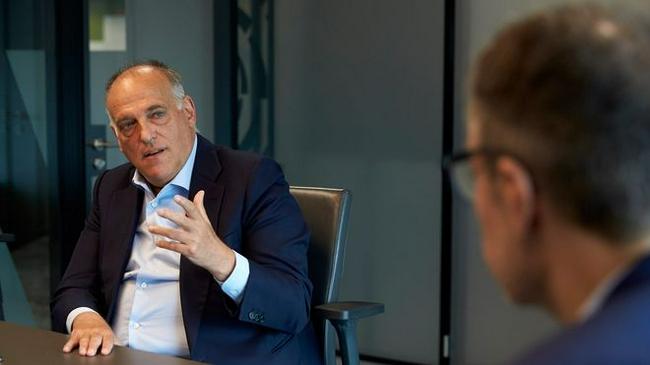 西甲主席;巴黎不賣姆巴佩不可理喻 財政控制已失敗