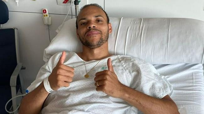 巴薩宣布球隊中鋒手術成功   將缺陣3到4個月