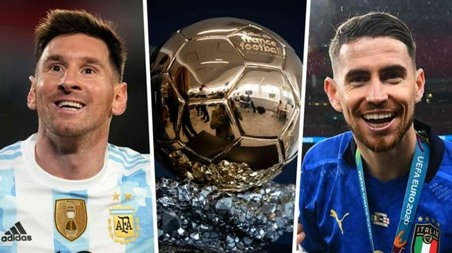 知名足球网对金球奖排座:梅西第一   C罗第九