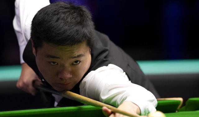 丁俊晖时隔10年重返英锦赛决赛:我想要赢得冠军