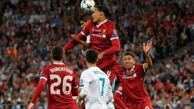 利物浦名将:拉莫斯改变了欧冠决赛
