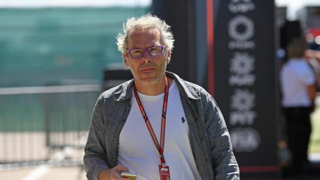 前F1世界冠军雅克-维伦纽夫