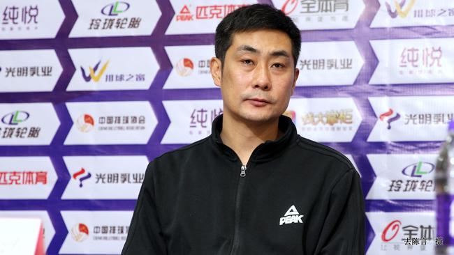 八一队主教练陈方