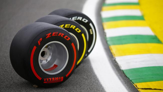 2019赛季F1轮胎:三种颜色,五款配方