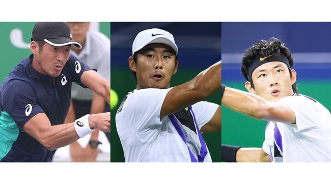 """单打正赛三名中国外卡球员全部出局 """"全军覆没""""的中国男网还差什么"""