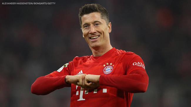 莱万当选德甲最佳球员