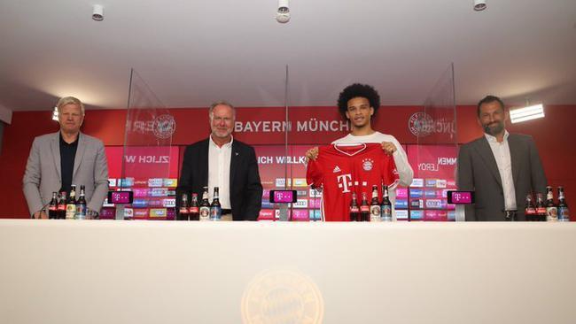 德甲夏季转会一览:拜仁压哨连签3新援 萨内标王