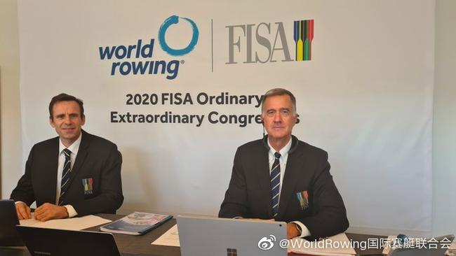 东京奥运会赛艇资格赛安排确定 明年五月终极战