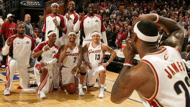 NBA历史上没能夺冠的最强5队 2016年两队上榜