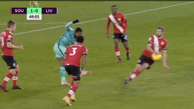 利物浦两个点球被黑!克洛普开炮:换成曼联就判了