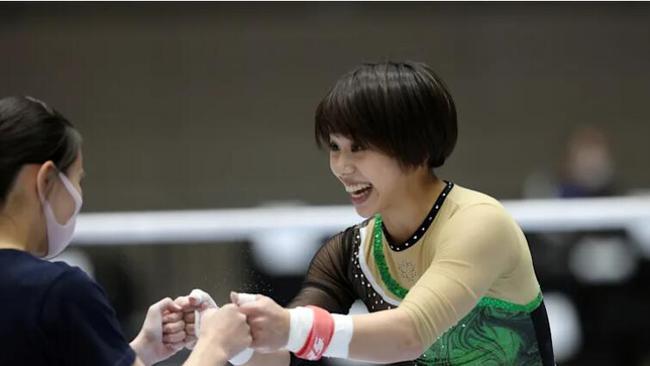 日体操锦标赛决出女子全能王 世锦赛亚军六年五冠
