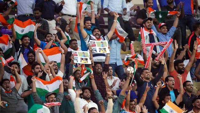 印度人对足球很狂热