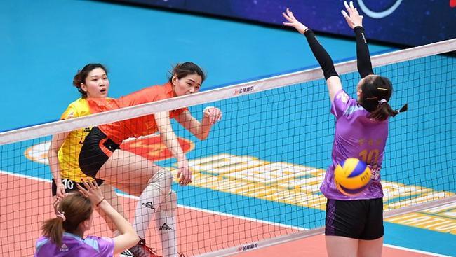 天津女排目标卫冕
