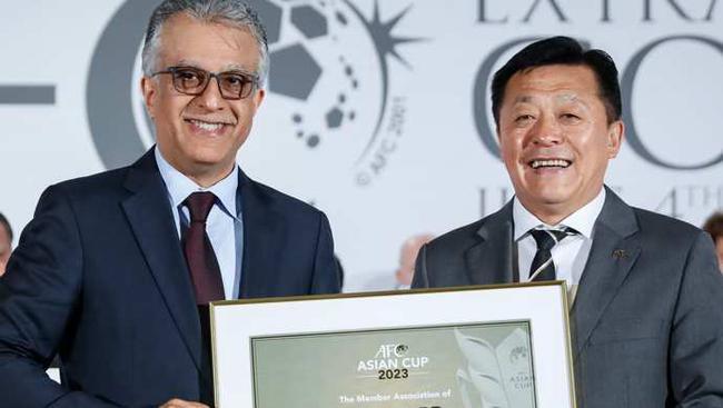 上港新專業球場將承辦亞洲杯決賽 成辦賽最多球場