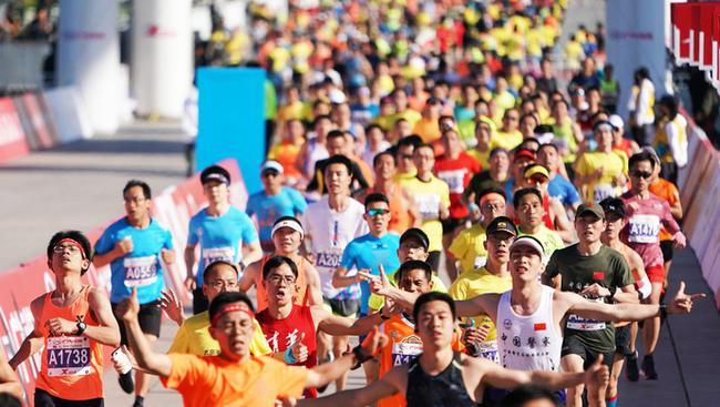 马拉松大满贯只剩伦敦独苗 中国马拉松会爽约吗