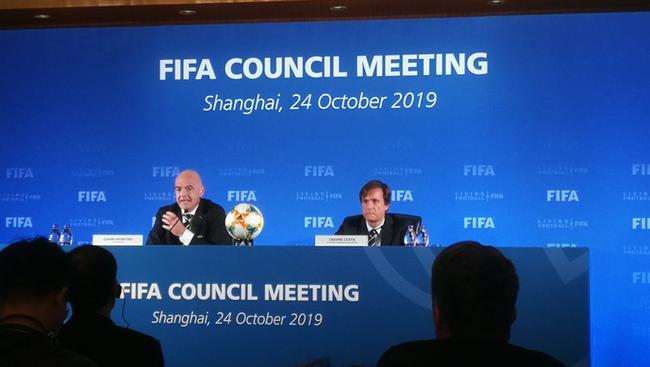 中国并未丢掉举办世俱杯资格 日期延后看疫情发展