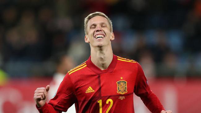 37场连续进球 西班牙超越德国创世预赛纪录