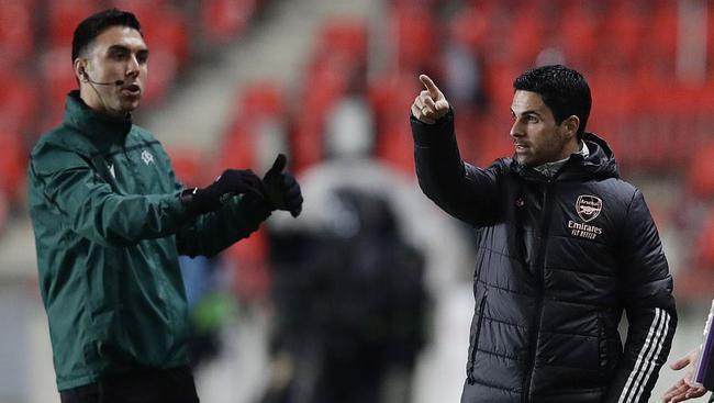 阿尔特塔:我们赢得令人信服 对阵埃梅里会很艰难