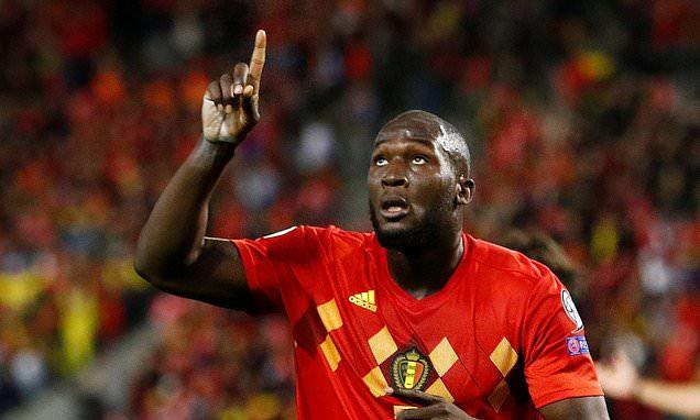 欧预赛-卢卡库双响 阿扎尔2助攻 比利时9-0全胜