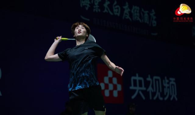 羽毛球全锦赛陈雨菲尝试混双 谌龙石宇奇不打单项