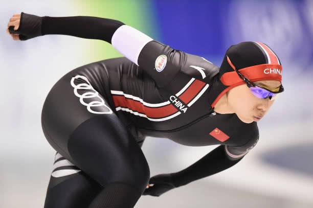 速滑世界杯李奇时第四创赛季最佳