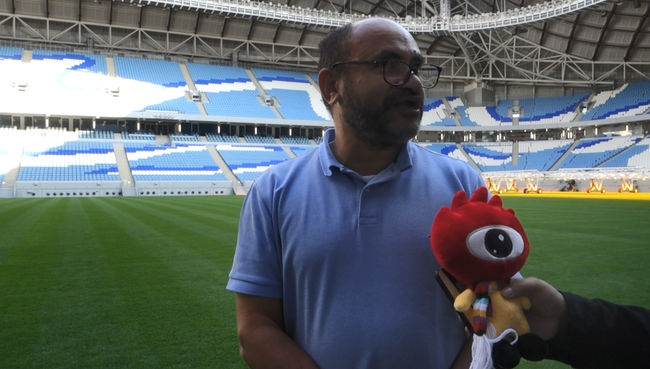 新浪vs2022世界杯功臣:黑科技碉堡 告诉你有多壕!